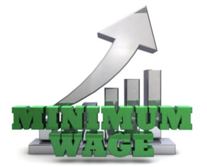 Minimum Wage For Californians